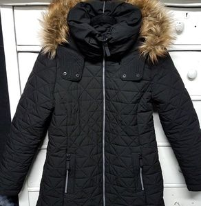 Marc New York Down Puffer Quilted Jacket Coat